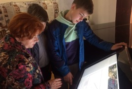 Интерактивная выставка «Крымчане - Герои Победы»